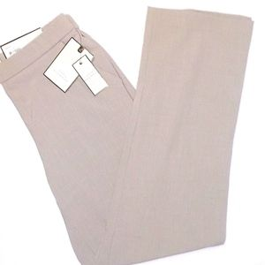 Dana Buchman Tan Stretch Trousers, 6, NWT